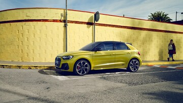 The body of the all-new Audi A1 Sportback includes components made out of hot-formed steel that form the backbone of the passenger cell.
